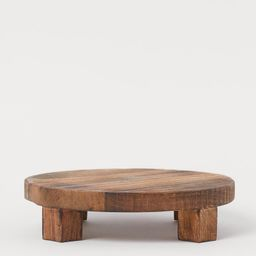 Wooden Serving Tray | H&M (US)