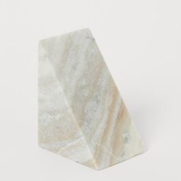 Marble Bookend | H&M (US)
