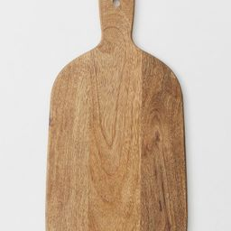 Wooden Cutting Board | H&M (US)