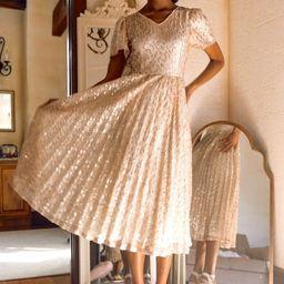 GOLDIE SEQUIN DRESS   Ivy City Co