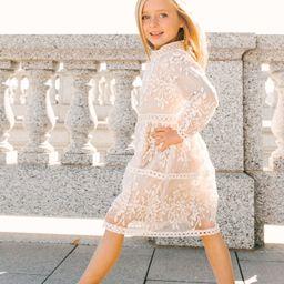 MINI SICILY DRESS With Long Sleeve   Ivy City Co