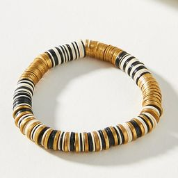 Emmett Stretch Bracelet By Anthropologie in Black | Anthropologie (US)