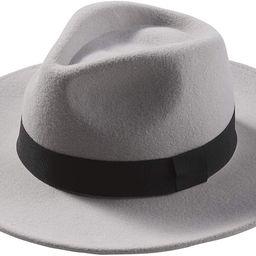 Tickled Pink Women's Hilary Wool Panama Hat | Amazon (US)