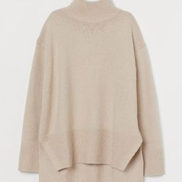 Knit Turtleneck Sweater | H&M (US)