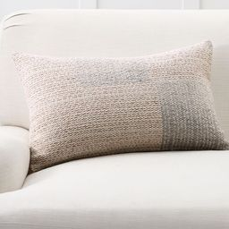 Mali Handwoven Lumbar Pillow Cover | Pottery Barn (US)