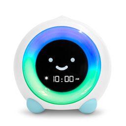 MELLA Ready To Rise Children's Sleep Trainer Night Light and Sleep Sounds Machine Alarm Clock - Litt | Target