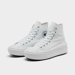 Women's Converse Chuck Taylor All Star Move Platform High Top Casual Shoes   Finish Line (US)