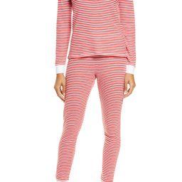 Nordstrom Fam Jam Two-Piece Thermal Pajamas   Nordstrom   Nordstrom
