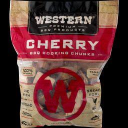 Western Premium BBQ Products Cherry BBQ Cooking Chunks, 549 cu in | Walmart (US)