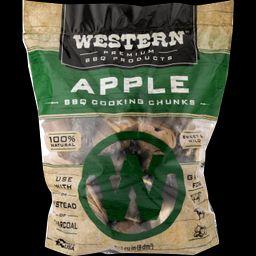Western Premium BBQ Products Apple BBQ Cooking Chunks, 549 cu in | Walmart (US)