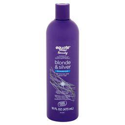 Equate Beauty Blonde & Silver Shampoo, 16 fl oz | Walmart (US)