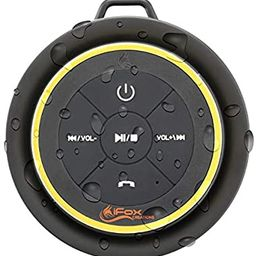 iFox iF012 Bluetooth Shower Speaker - Certified Waterproof - Wireless It Pairs Easily to All Your... | Amazon (US)