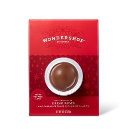 Holiday Hot Chocolate Drink Bomb - 0.92oz - Wondershop™ | Target