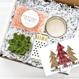 Merry Christmas Gift Box| Fall Gift Box | Holiday Gift Box | Christmas Gift Box| Thinking of You ... | Etsy (US)