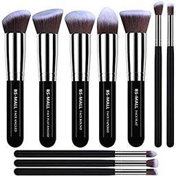 BS-MALL(TM) Makeup Brushes Premium Makeup Brush Set Synthetic Kabuki Makeup Brush Set Cosmetics F... | Amazon (US)