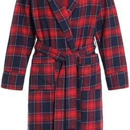 Latuza Women's Cotton Flannel Robe | Amazon (US)