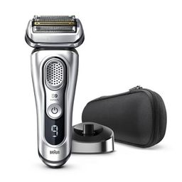Braun Series 9 Men's Rechargeable Wet & Dry Cordless Electric Foil Shaver with Stand 9330s | Target