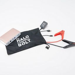 HALO Bolt Compact Portable Charger & Car Jump Starter | QVC