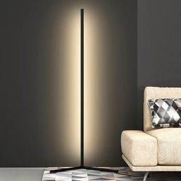 "Acampora 56"" LED Column Floor Lamp Orren Ellis   Wayfair North America"