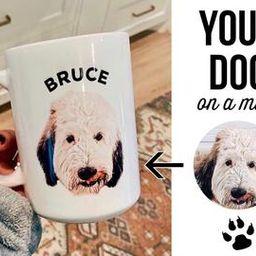 Baby Mug, Personalized with your baby's photo and name, Face Mug, Coffee Mug, Mug for Mom, Mug fo... | Etsy (US)