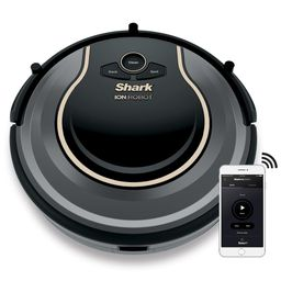 Shark ION ROBOT 750 Connected Robotic Vacuum Cleaner | The Home Depot