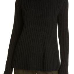 Vince Twist Neck Wool & Cashmere Turtleneck Sweater   Nordstrom   Nordstrom