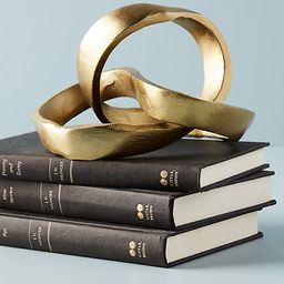 Knotted Decorative Object By Anthropologie in Gold   Anthropologie (US)