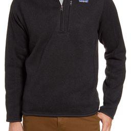Better Sweater® Quarter Zip Pullover   Nordstrom