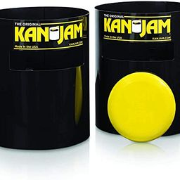 Kan Jam Portable Disc Toss Outdoor Game - Features Durable, Weather Resistant Material - Includes...   Amazon (US)