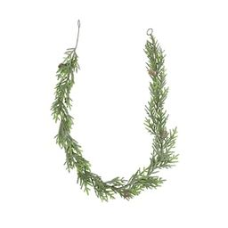 6ft. Mini Pinecone & Pine Leaf Christmas Garland by Ashland® | Michaels Stores