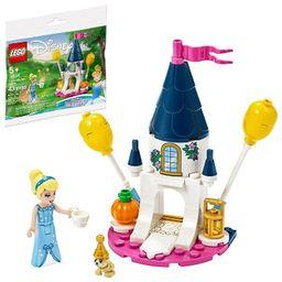 LEGO Disney Princess Cinderella Mini Castle 30554   Target