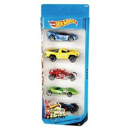 Hot Wheels Diecast  Cars - 5pk   Target