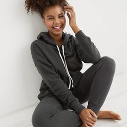 Aerie Weekend Oversized Hoodie | American Eagle Outfitters (US & CA)