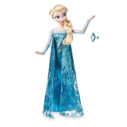 Elsa Classic Doll with Ring – Frozen – 11 1/2''   shopDisney