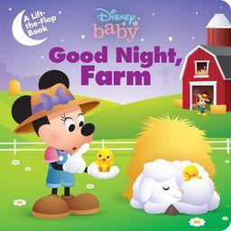 Disney Baby: Good Night, Farm Book   shopDisney