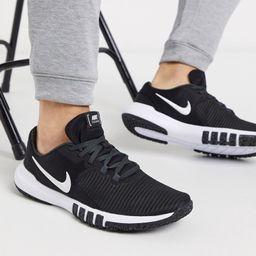 Nike Training Flex Control TR4 trainers in black | ASOS (Global)