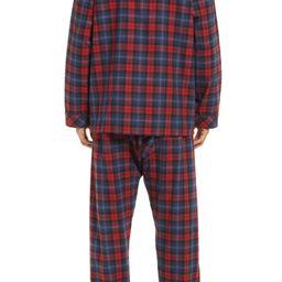 Flannel PajamasMAJESTIC INTERNATIONAL | Nordstrom