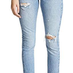 Levi's Mile High Super Skinny Women's Jeans | Amazon (US)