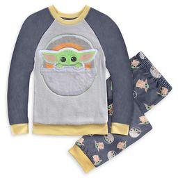 The Child Fleece Pajama Set for Boys – Star Wars: The Mandalorian   shopDisney