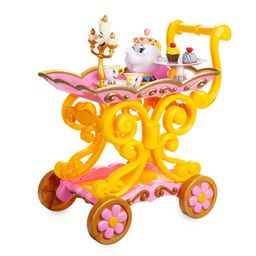 Beauty and the Beast ''Be Our Guest'' Singing Tea Cart Play Set   shopDisney