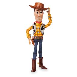 Woody Interactive Talking Action Figure – Toy Story – 15''   shopDisney