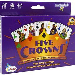 SET Enterprises Five Crowns Card Game | Amazon (US)