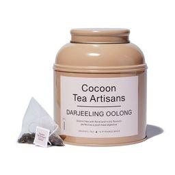 Cocoon Tea Artisans  100% Organic Darjeeling Oolong Tea | Goop | goop