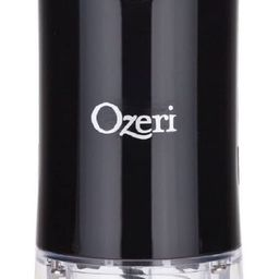 Ozeri Nouveaux II Electric Wine Opener in Black, with Foil Cutter, Wine Pourer and Stopper | Amazon (US)