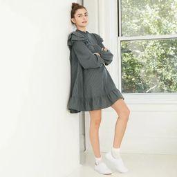 Women's Long Sleeve Ruffle Dress - Wild Fable™ | Target
