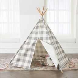 Rainbow Teepee + Reviews | Crate and Barrel | Crate & Barrel