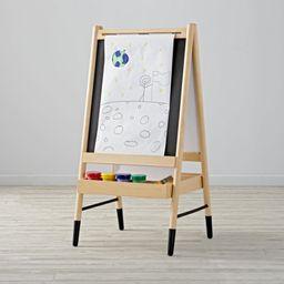 Wooden Art Easel | Crate and Barrel | Crate & Barrel