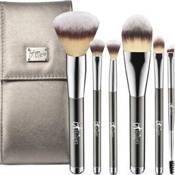 IT Brushes For ULTA Your Superheroes Full-Size Travel Makeup Brush Set   Ulta Beauty   Ulta