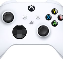 Microsoft Controller for Xbox Series X, Xbox Series S, and Xbox One Robot White QAS-00001 - Best ...   Best Buy U.S.
