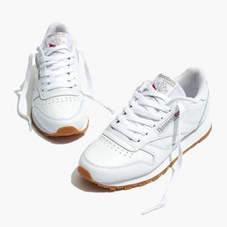 Reebok® Classic Leather Sneakers   Madewell